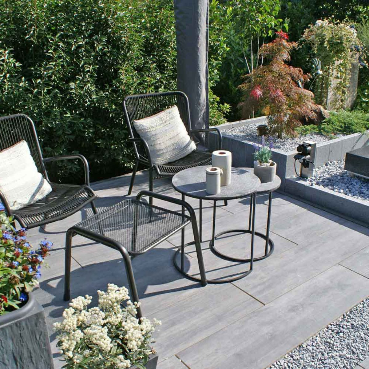 Galabau Egbert Gartengestaltung Terrassen und Wohlfühlorte